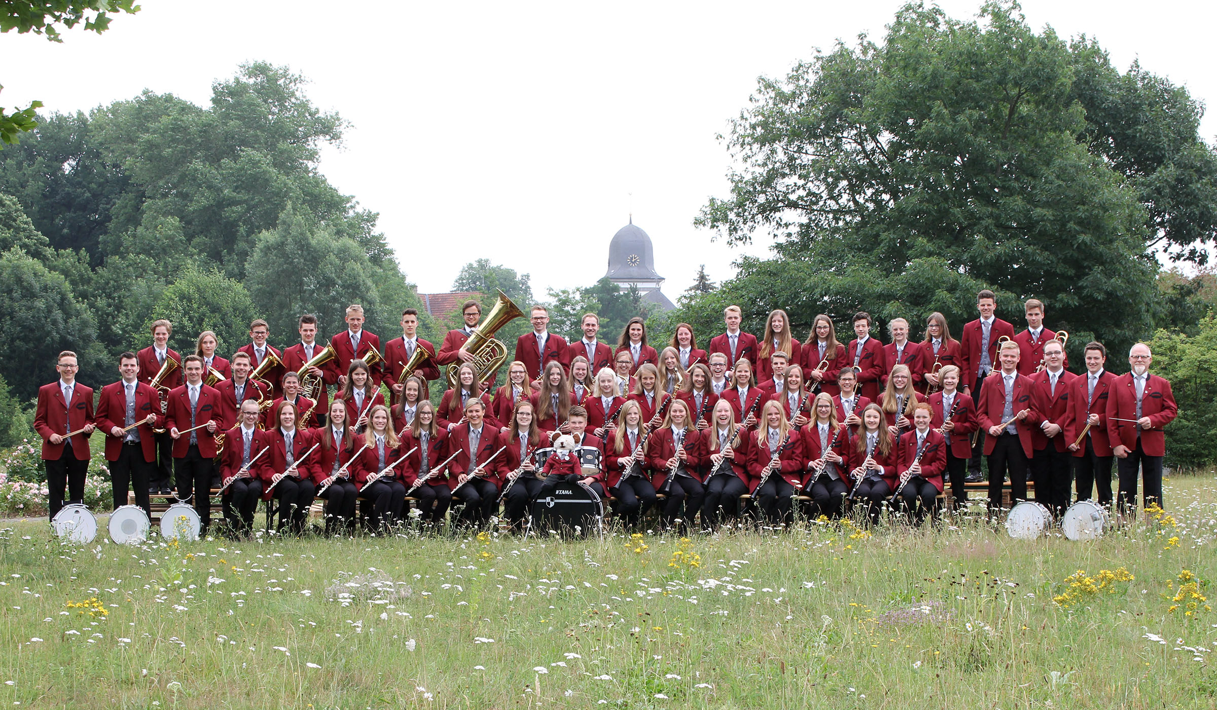 Jugendorchester des Musikverein Verl